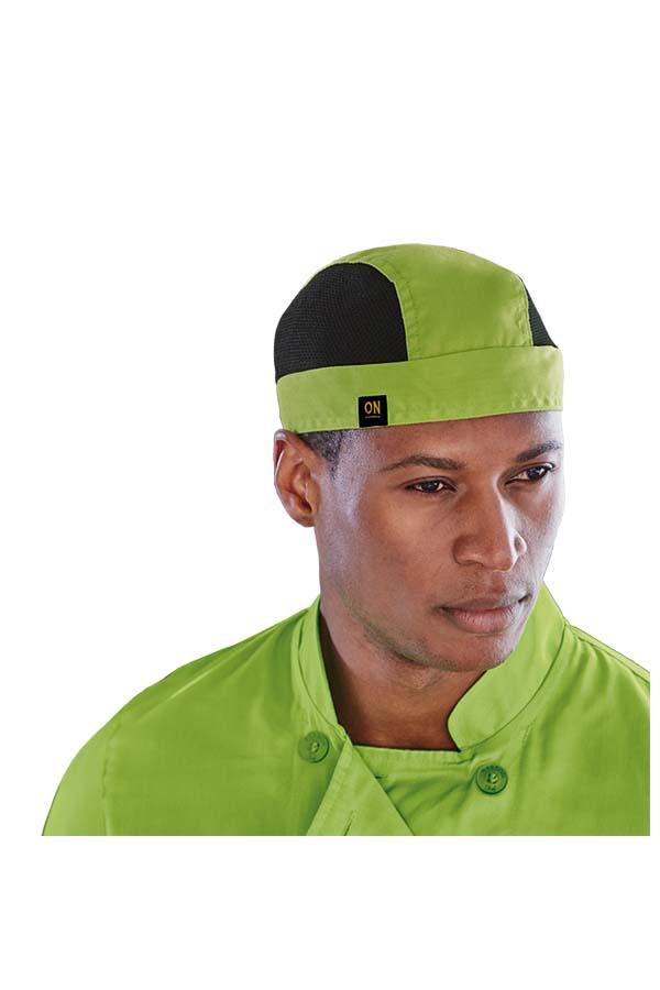 CHEF SKULL CAP