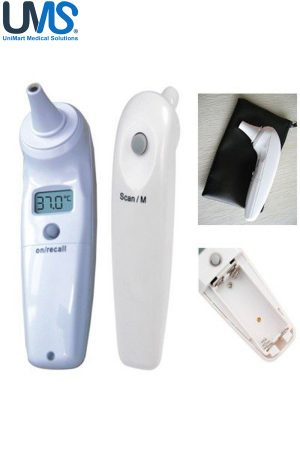 Thermometer infrared ear