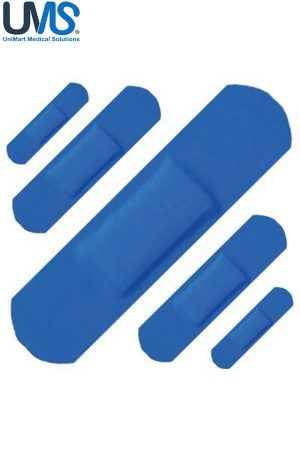 WATERPROOF PLASTERS X-RAY DETECTABLE