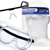 Goggles & Face Shield